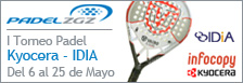 Logo Torneo Padel IDiA