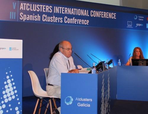 Congreso Nacional de Clusters en Santiago de Compostela