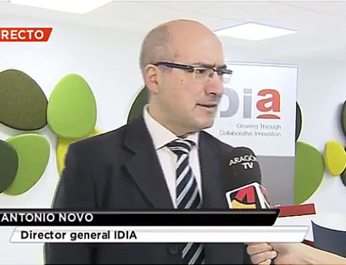 Entrevista a Antonio Novo en el programa Buenos Días Aragón