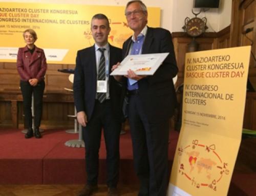 Premio a la Colaboración Empresarial 2016 IDiA