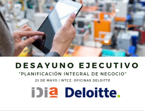 Desayuno IDiA/Deloitte «Planificación Integral de Negocio»