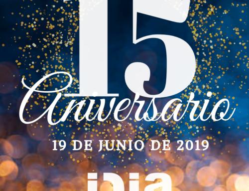 ¡15 Aniversario de IDiA!