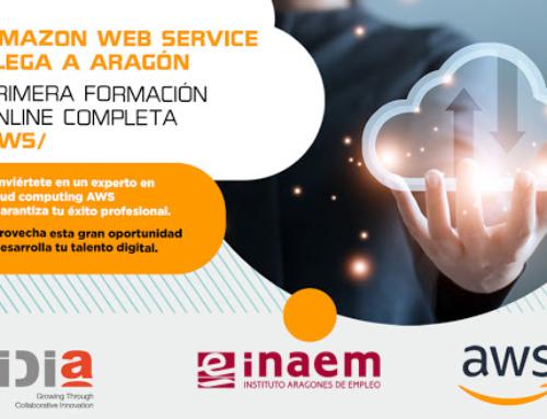 IDiA ofrece formación oficial completa de Amazon Web Services a jóvenes aragoneses