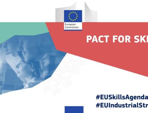 IDiA firma el Pacto por las Capacidades de la Unión Europea en representación de los clústeres europeos