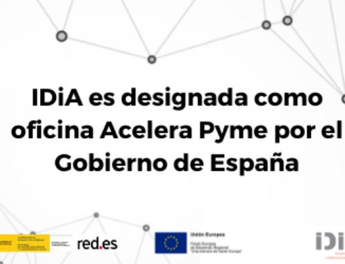 El Gobierno de España designa al clúster IDiA como oficina Acelera Pyme en Aragón para impulsar la transformación digital de las empresas